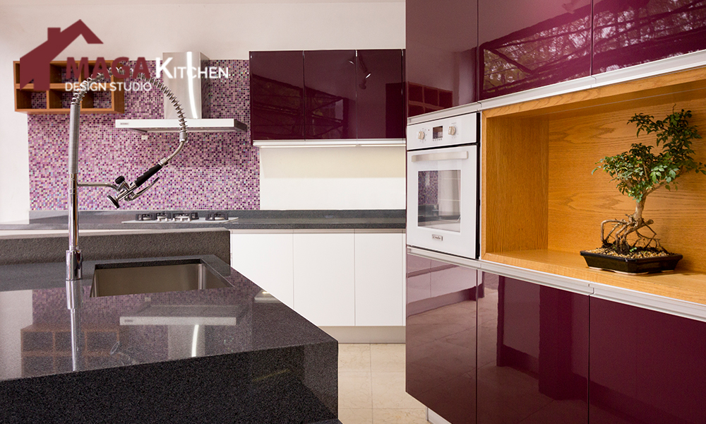 Diferentes tipos de cocinas integrales maga cocinas for Cocinas diferentes